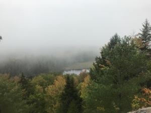 092717 - Foggy view