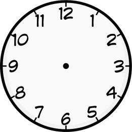 10.1817 - Clock face