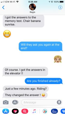 Text Screen Shot